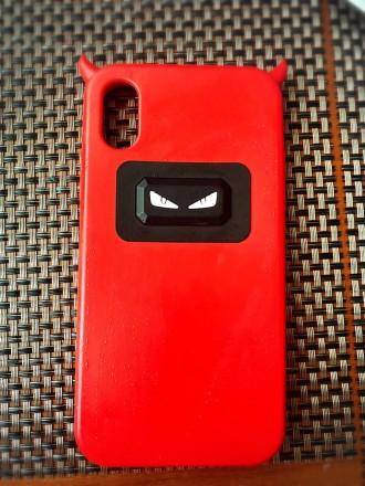 Силиконовый чехол iPhone 6 plus/iPhone 7 Plus и iPhone X (10) Fendi. Киев. фото 1