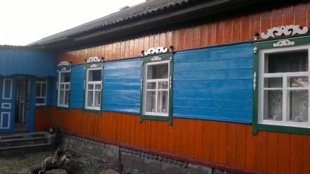Продается дом /дача в с.Вертиевка Нежинского р-на Черниговской обл. Нежин. фото 1