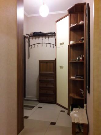 Двухкомнатная квартира возле Центрального парка с ремонтом, мебелью, техникой! П. Ирпень, Киевская область. фото 4
