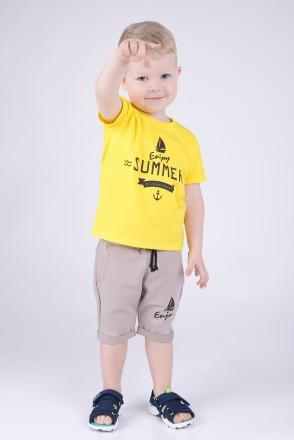 Качественная футболка для мальчика. Хмельницький. фото 1