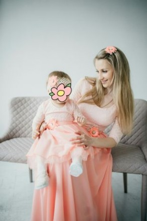 Платья Family look  для мамы и дочки. Сумы. фото 1
