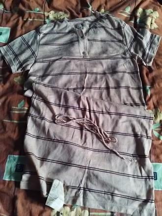 Платье трикотажное модное новое с поясом дешево 99 грн. Чернигов. фото 1