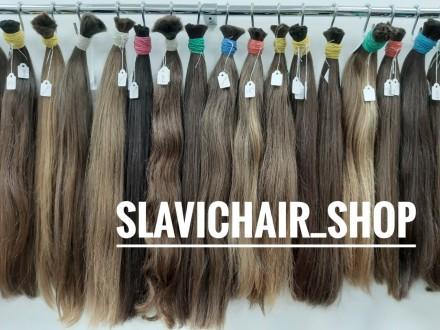Славянские волосы. Киев. фото 1