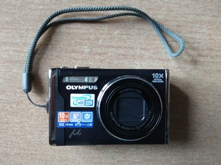 Фотоаппарат Olympus Stylus µ 9000. Запорожье. фото 1