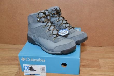 Ботинки Columbia Endicott Classic Mid WP р.43. Бровары. фото 1