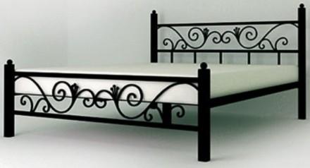 Кованые кровати. Чернигов. фото 1