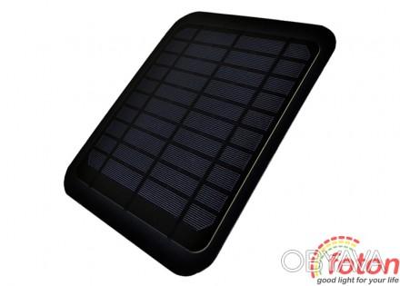 Солнечная батарея 3W Travel Solar Charger