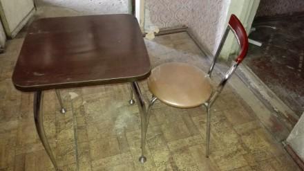 Столы и стулья. Одесса. фото 1