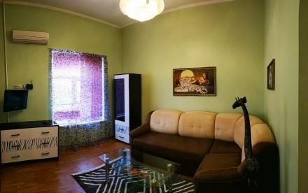 Сдам посуточно 2комн квартиру Дерибасовская / Центр Уютная 2-х комнатная кварти. Центральный, Одесса, Одесская область. фото 2