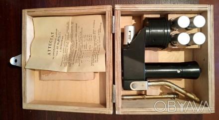 Продам аккумуляторный пробник в деревянной коробке. Состояние отличное. В компле. Краматорск, Донецкая область. фото 1
