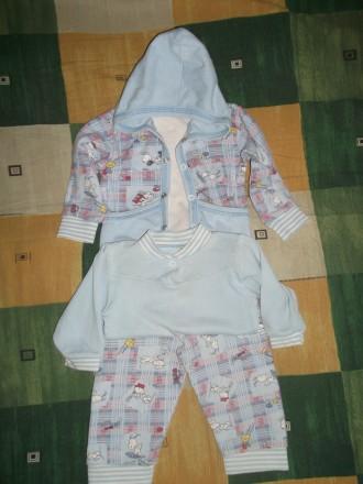 Детские вещи для мальчика на любой возраст от 0 до 3-4 лет Цены договорные. При. Мариуполь, Донецкая область. фото 5