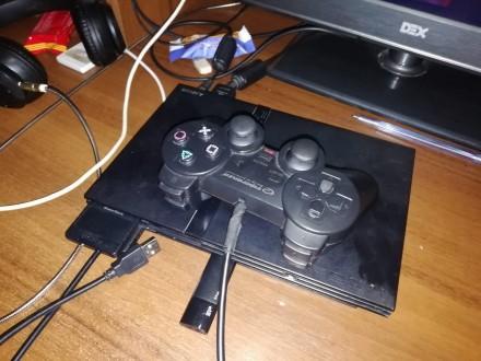 Sony playstation 2 free mc boot. Царичанка. фото 1