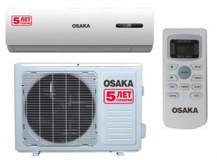 """Кондиционеры """"Osaka""""  - это прежде всего высочайшее качество по доступной цене. . Кривой Рог, Днепропетровская область. фото 3"""