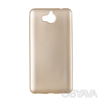 Чехол Rock Matte Series for Huawei Y6 Pro Gold (00000055548)