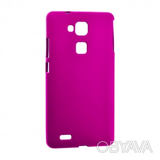 Чехол Silicon Case для Huawei Y6 Prime (2018) Pink