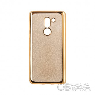 Чехол Remax Glitter Air Series для Huawei Y6 (2018) Gold (00000067050)