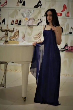 Продам вечернее платье рыбку!. Херсон. фото 1