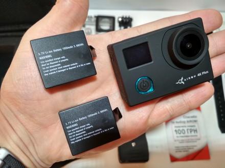 Airon - экшн камера + аксессуары. Черкассы. фото 1