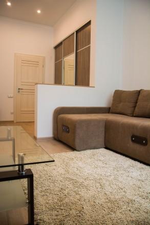 Сдается уютная светлая квартира, только после ремонта.   Квартира находится в од. Приморский, Одесса, Одесская область. фото 4