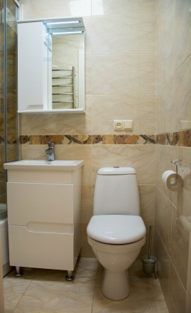 Сдается уютная светлая квартира, только после ремонта.   Квартира находится в од. Приморский, Одесса, Одесская область. фото 9