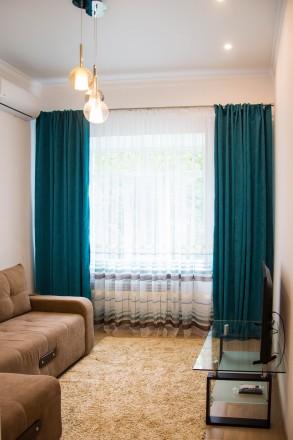 Сдается уютная светлая квартира, только после ремонта.   Квартира находится в од. Приморский, Одесса, Одесская область. фото 3