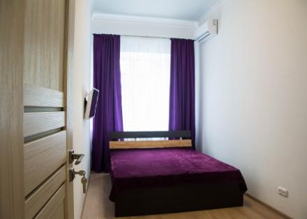 Сдается уютная светлая квартира, только после ремонта.   Квартира находится в од. Приморский, Одесса, Одесская область. фото 2