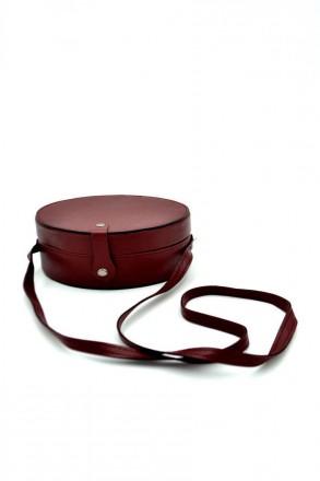 Отличная женская сумочка круглой формы очень популярна в модных тенденциях после. Запорожье, Запорожская область. фото 7