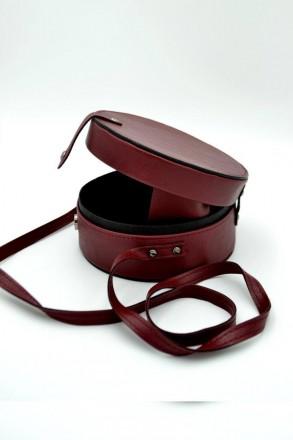 Отличная женская сумочка круглой формы очень популярна в модных тенденциях после. Запорожье, Запорожская область. фото 5