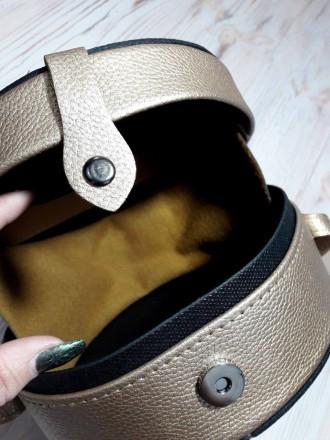 Отличная женская сумочка круглой формы очень популярна в модных тенденциях после. Запорожье, Запорожская область. фото 9