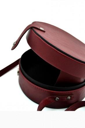 Отличная женская сумочка круглой формы очень популярна в модных тенденциях после. Запорожье, Запорожская область. фото 3