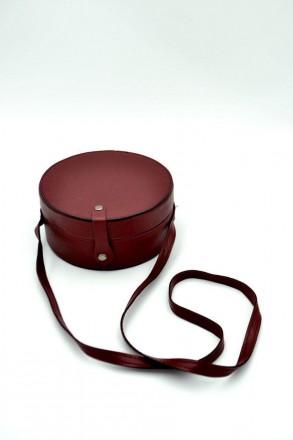 Отличная женская сумочка круглой формы очень популярна в модных тенденциях после. Запорожье, Запорожская область. фото 4