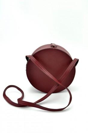 Отличная женская сумочка круглой формы очень популярна в модных тенденциях после. Запорожье, Запорожская область. фото 2
