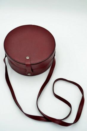 Отличная женская сумочка круглой формы очень популярна в модных тенденциях после. Запорожье, Запорожская область. фото 6