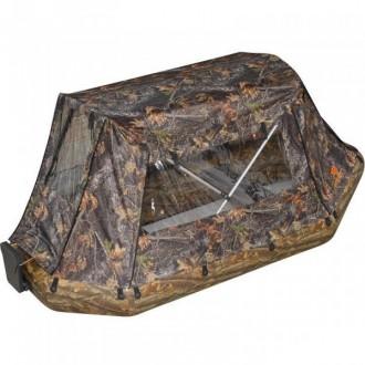 Тент-палатка для надувных гребных лодок К-260Т,без каркаса! (камуфляж). Киев. фото 1