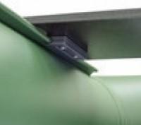 Крепление подвижного сидения Kolibri (комплект 1м.п+2кр. синий) . Киев. фото 1