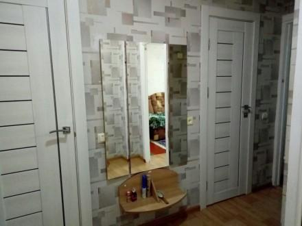 Однокомнатная квартира на Левобережном-2. Днепр. фото 1