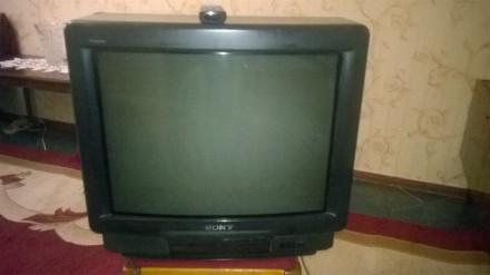 Продам телевизор Сони  КВ-2135 б/у. Николаев. фото 1