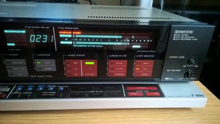 Кассетная дека (магнитофон) AIWA AD-F990E (модель 1986 г., изготовлена в Японии). Харьков, Харьковская область. фото 6