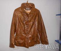 Продам женскую кожаную куртку.. Харьков. фото 1