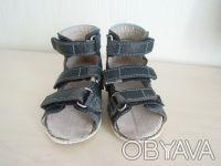 Продам ортопедические босоножки/сандали с пронатором (нам назначил ортопед при в. Сумы, Сумская область. фото 3