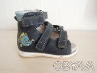 Продам ортопедические босоножки/сандали с пронатором (нам назначил ортопед при в. Сумы, Сумская область. фото 2