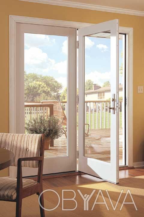 Купить пластиковые балконные двери, цена в спб со стеклопаке.