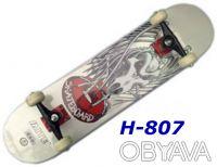 Скейт H-807 скейтборд skate board. Киев. фото 1