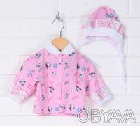 Распродажа - Комплект для новорожденного кофта, ползунки, шапочка от Baby Art ко. Киев, Киевская область. фото 4