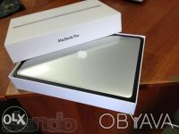 продам новый Apple MacBook Pro retina. Киев. фото 1