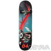 Скейт W-4001 скейтборд skate board Размер 78,5см. х 20,5см. 7 слоев из Китайск. Киев, Киевская область. фото 6