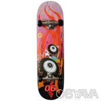 Скейт W-4001 скейтборд skate board Размер 78,5см. х 20,5см. 7 слоев из Китайск. Киев, Киевская область. фото 4