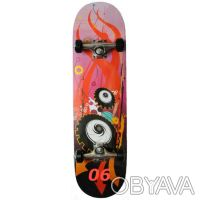 Скейт W-4001 скейтборд skate board Размер 78,5см. х 20,5см. 7 слоев из Китайск. Київ, Київська область. фото 4