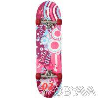 Скейт W-4001 скейтборд skate board Размер 78,5см. х 20,5см. 7 слоев из Китайск. Киев, Киевская область. фото 3