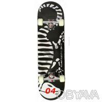 Скейт W-Track Master скейтборд skate board - 8 слоев c клена, 1 бамбуковая прос. Київ, Київська область. фото 5